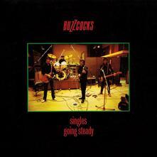 Singles Going Steady (Coloured Vinyl) - Vinile LP di Buzzcocks