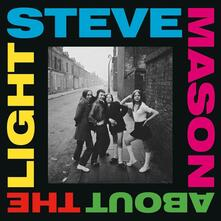 About the Light - CD Audio di Steve Mason