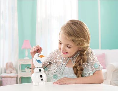 Olaf Pupazzo di Neve Frozen - 5
