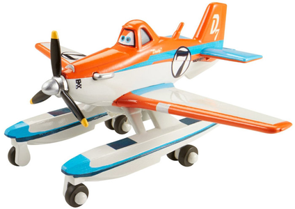 Giocattolo Disney Planes 2 Dusty Racing Mattel 0