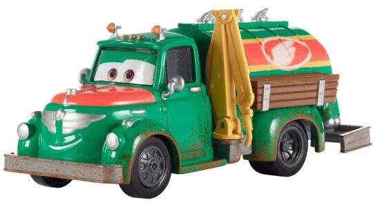 Giocattolo Disney Planes 2 Chug Mattel