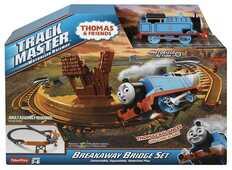 Giocattolo Thomas & Friends. Pista Breakaway Bridge Mattel