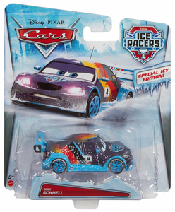 Giocattolo Cars Ice Racers Diecast. Max Schnell Mattel 0