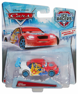 Giocattolo Cars Ice Racers Diecast. Vitaly Petrov Mattel 0