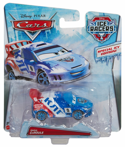 Giocattolo Cars Ice Racers Diecast. Raoul Caroule Mattel 0