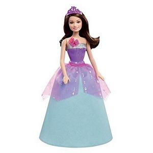Giocattolo Barbie. Corinne Trasformazione Magica Mattel 1