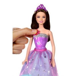 Giocattolo Barbie. Corinne Trasformazione Magica Mattel 3