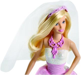 Giocattolo Barbie Sposa Mattel 3