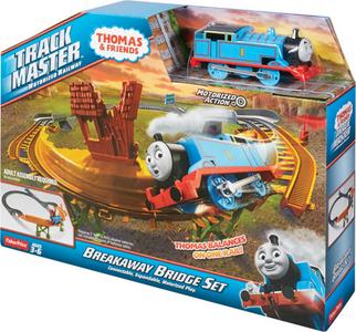 Giocattolo Thomas Pista Breakaway Bridge Mattel 0