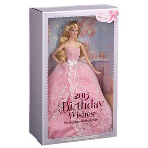 Giocattolo Barbie Collezionisti Birthday Wishes Mattel