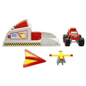 Giocattolo Mattel CGK17. Blaze. Turbo Lanciatore Trasformabile Mattel 0