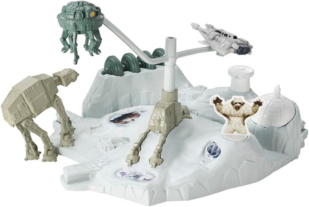 Giocattolo Hot Wheels. Playset Star Wars Hoth Hot Wheels 0