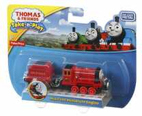 Giocattolo Thomas Take-n-Play. Veicolo Singolo Mike Mattel