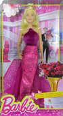 Giocattolo Barbie. Gala in rosa Mattel