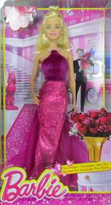 Giocattolo Barbie. Gala in rosa Mattel 0