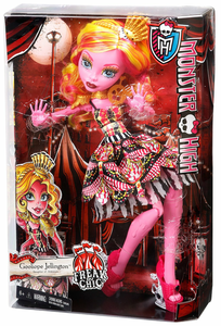 Giocattolo Monster High. Gooliope Mattel 0