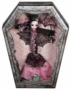 Giocattolo Monster High Collector. Draculaura Mattel 0