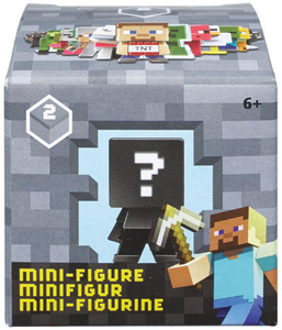 Giocattolo Mini Figures Minecraft Blind Box Mattel 0