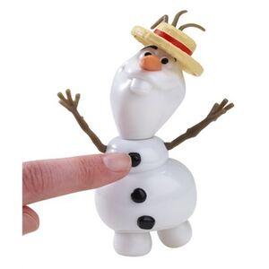 Giocattolo Frozen. Olaf Canta con Me Mattel 1