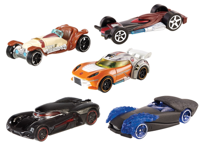 Giocattolo Hot Wheels. Star Wars. 5 Pack Hot Wheels 1