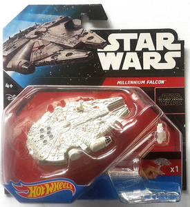 Giocattolo Hot Wheels: Star Wars Millenium Falcon Hot Wheels 0