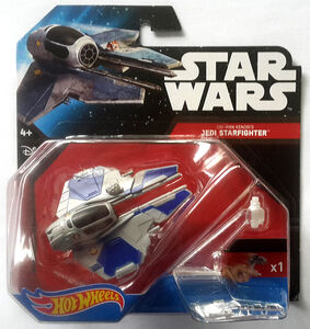 Giocattolo Hot Wheels: Star Wars Jedi Starfighter Hot Wheels