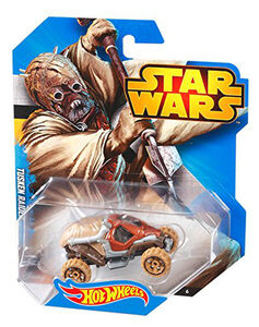 Giocattolo Hot Wheels: Star Wars. Tusken Raider Hot Wheels 0