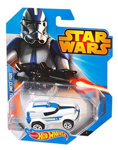 Giocattolo Hot Wheels: Star Wars. Clone Trooper Hot Wheels 0
