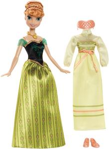Giocattolo Disney Frozen. Anna Fashion Mattel