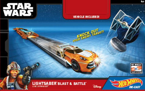 Hot Wheels. Star Wars. Character Launcher - 2
