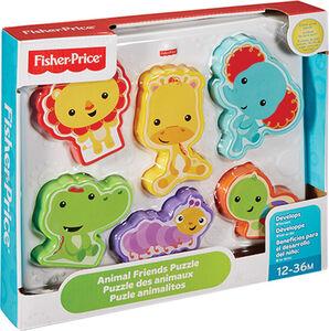 Giocattolo Puzzle Amici Animali Fisher Price Fisher Price