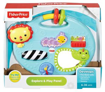 Giocattolo Baby Centro Gioca e Scopri Fisher Price 0