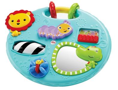 Giocattolo Baby Centro Gioca e Scopri Fisher Price 1