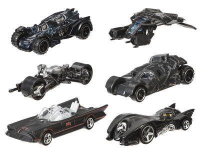 Hot Wheels: Batman Ass.to - 2