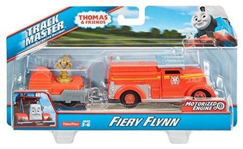 Giocattolo Thomas And Friends. Track Master. Grandi Amici. Flynn Gran Coraggio Mattel 0