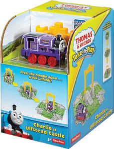 Giocattolo Thomas and Friends. Take-N-Play. Stazione Cubo #03 Mattel 0