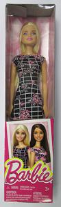 Giocattolo Barbie Trendy vestito nero Mattel 0