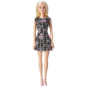 Giocattolo Barbie Trendy vestito nero Mattel 1