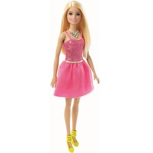 Giocattolo Barbie Glitz Vestito Rosa Mattel 0