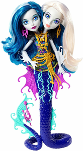 Giocattolo Monster High. Peri & Pearl Serpentine Mattel