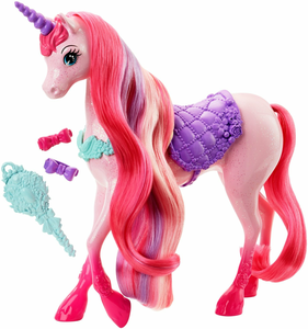 Giocattolo Barbie. Unicorno di Barbie Mattel