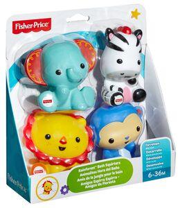 Foto di Amici della Foresta Fisher-Price 4 pezzi, Giochi e giocattoli 0
