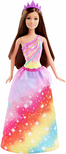 Giocattolo Barbie. Principessa dell'Arcobaleno Mattel