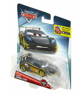 Giocattolo Cars Carbon Racers. Lewis Hamilton Mattel 0