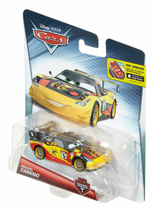 Giocattolo Cars Carbon Racers. Miguel Camino Mattel 0