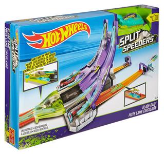 Giocattolo Hot Wheels. Pista Spaccalimiti Deluxe Hot Wheels 0