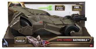 Giocattolo Batman v Superman. Batmobile Deluxe Mattel