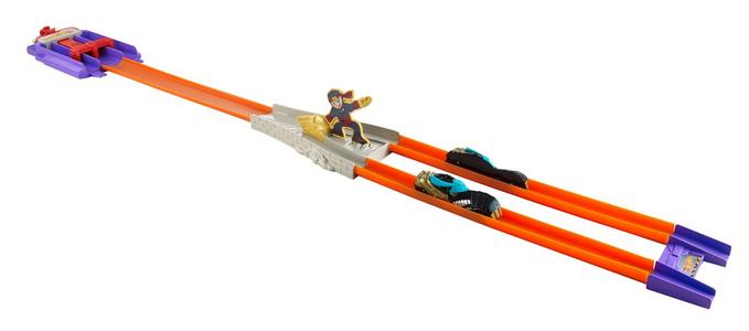 Giocattolo Hot Wheels. Spaccalimiti Lanciatore Ninja Hot Wheels 1