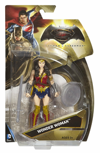 Giocattolo Action figure Wonder Woman. Batman vs Superman Mattel 0