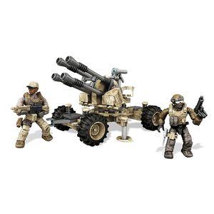 Foto di Mega Bloks. Call Of Duty. Veicolo Forza Contraerea, Giochi e giocattoli 1